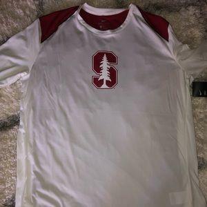 Nike Stanford Cardinal Dri-Fit Elite Shooter Shirt